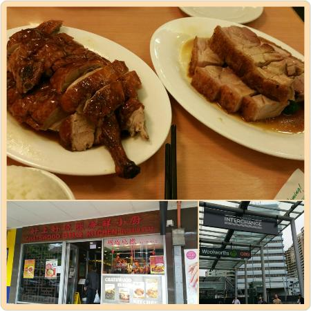 Chatswood BBQ Kitchen: Worse roast duck and pork ever tasted...