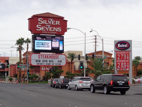 Silver Sevens Hotel And Casino Las