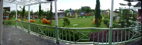 Cha-am, Thailand: A view of the Farm Garden