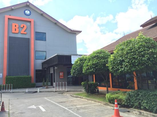 B2 Chiang Rai: Boutique and Budget