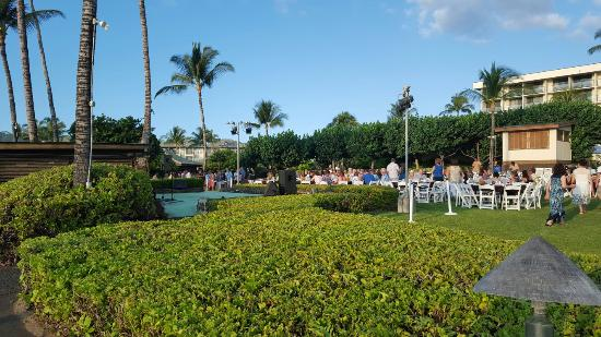 Waikoloa Beach Marriott Sunset Luau