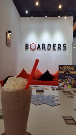 Boarders Tabletop Games Cafe