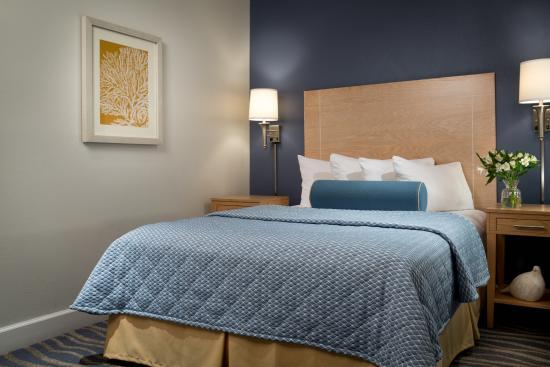 The Seaside Amelia Inn : Room
