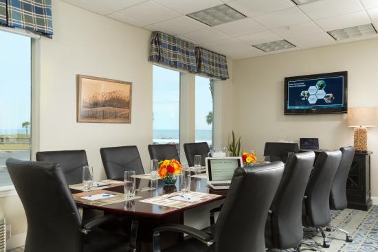The Seaside Amelia Inn : Meeting Room