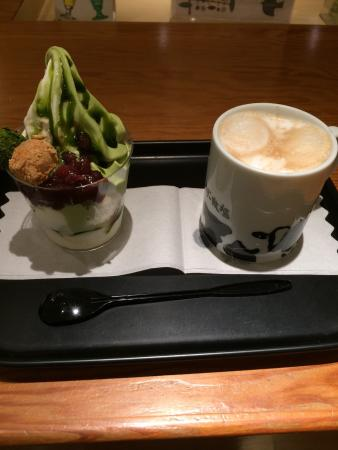 Cafe & Softcream Mother Bokujou Nanba Parks