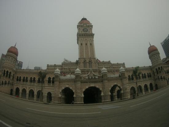 Gedung Sultan Abdul Samad