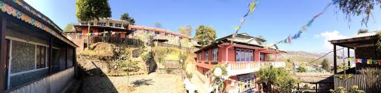 Hile, Nepal: Landscape