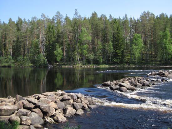 Lieksa, ฟินแลนด์: Neitikoski
