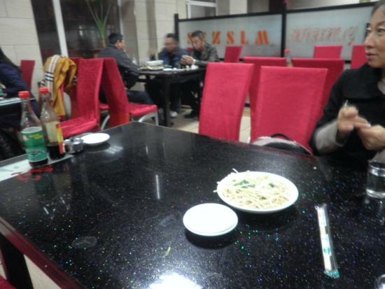 Qiqihar, China: 店内