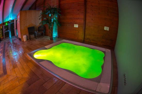 Hotel Plage St Jean : sauna