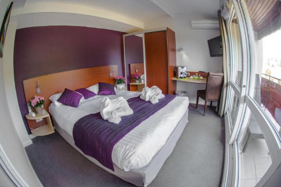 Hotel Plage St Jean : suite junior