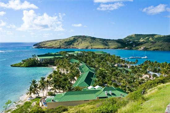 Mamora Bay, Antigua: Resort Overview