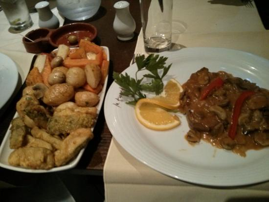 Steak Picture Of La Terraza Walton On Thames Tripadvisor