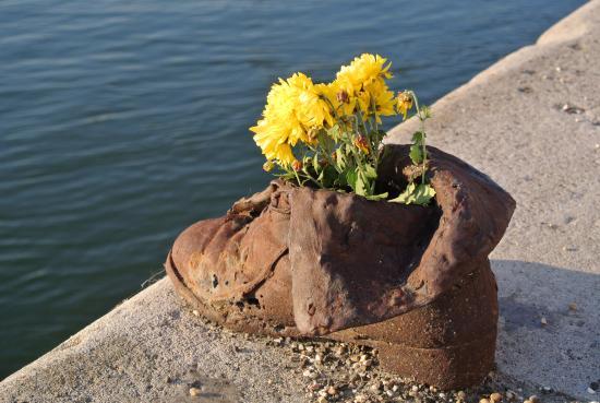 Stille Zeitzeugen Bild Von Schuhe Am Donauufer Budapest Tripadvisor