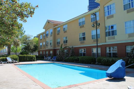 Extended Stay America - Houston - Med. Ctr. - NRG Park - Braeswood Blvd: Swimming Pool