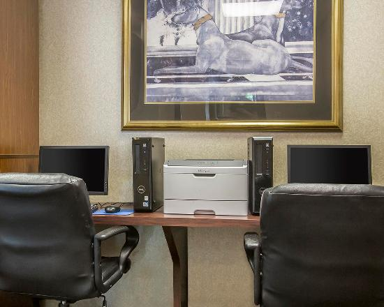 Comfort Suites Perimeter Center: Business Center
