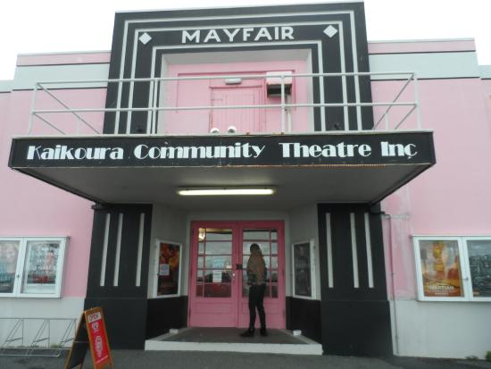 Mayfair Theatre: ask to look around