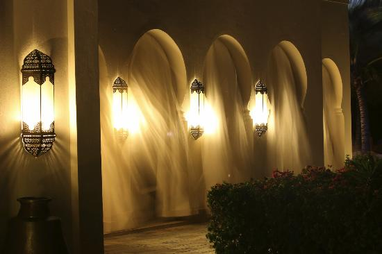 Curtains Ideas cooling curtains : Dancing curtains in the cooling winds at night - Picture of Baraza ...