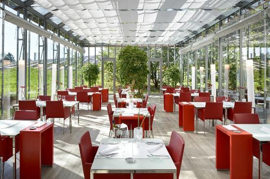 Restaurants Schoengruen: Glaspavillion