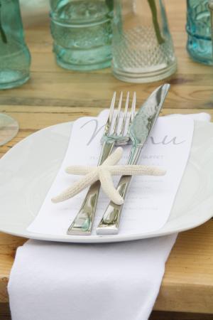 Jeffrey's Bay Beach House: Fine dining
