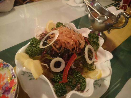 Restaurant Yamagata: どのお料理も美味しくて、ステーキやハンバーグの添え物1つ1つ迄心配りのある味付けで、美味しかったです(*^^*)❤