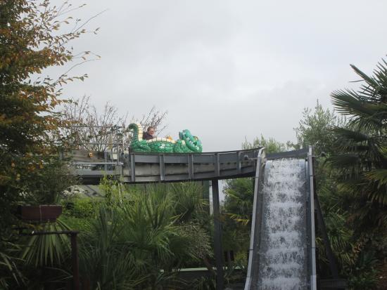 وايموث, UK: Waterslide