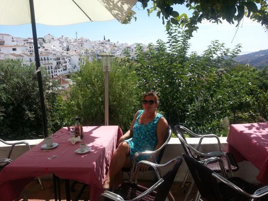 Bodega de Pepe : View from terrace