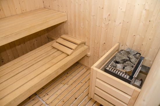 Montefiore dell'Aso, Italia: Sauna