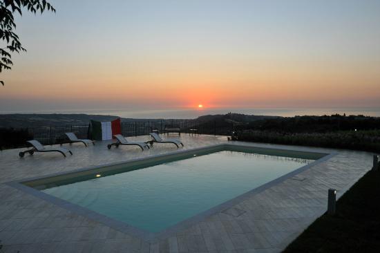 Dea Flora: piscina