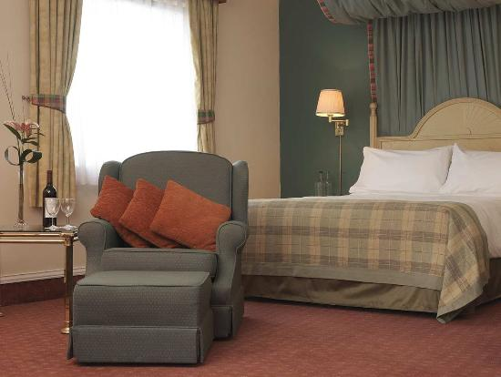 Hilton Strathclyde: Junior Suite