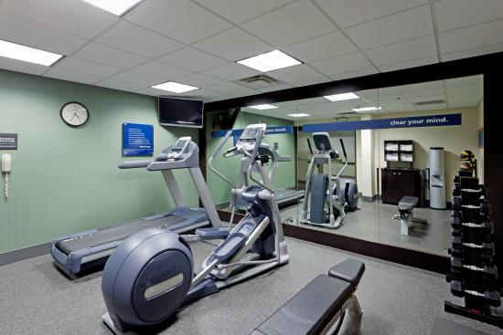 Dumfries Exercise Room