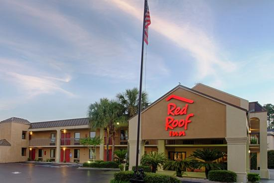 Red Roof Inn Kingsland: Inn Exterior