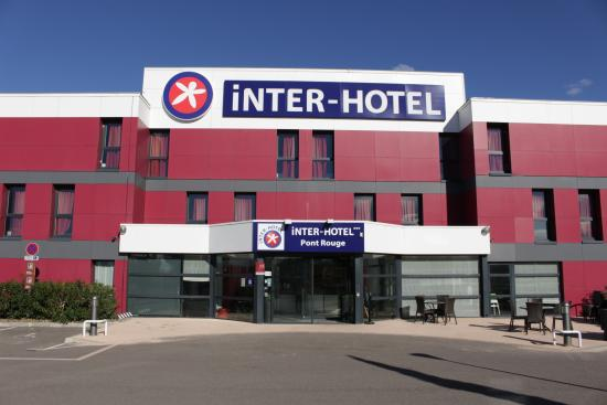 Inter hotel carcassonne pont rouge updated 2017 reviews for Hotels carcassonne