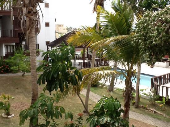 Tamarind Hotel: rustige binnentuin met zwembad
