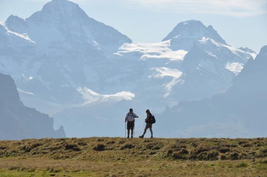 Grindelwald, Switzerland: ハイキングコース