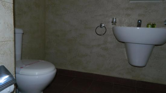 Bathroom Picture Of Venti Club Aparthotel Lozenets Tripadvisor