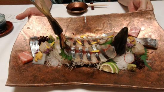 Kannawa Bettei: 夕食