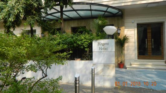 Regent Hotel Colaba.