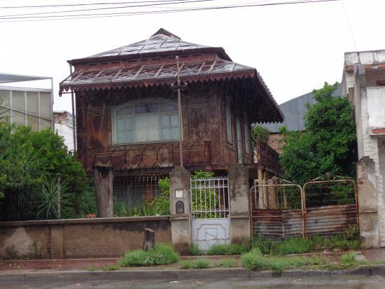 Casa eiffel cordoba argentina recenze tripadvisor for Estructuras de hierro para casas