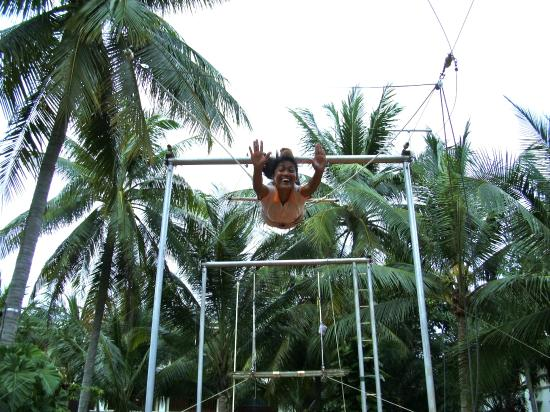 Flying Trapeze Phuket Adventure KidzSole: Flying Trapeze Adventure Phuket