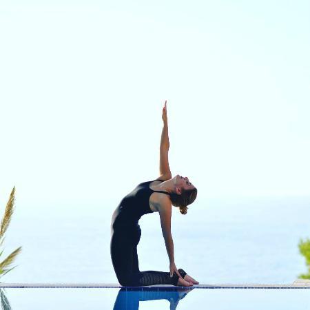 Zakros Hotel Lykia: Yoga