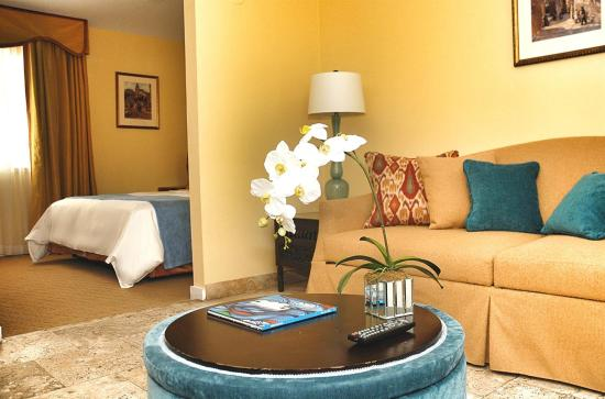 Impala Hotel: Suite