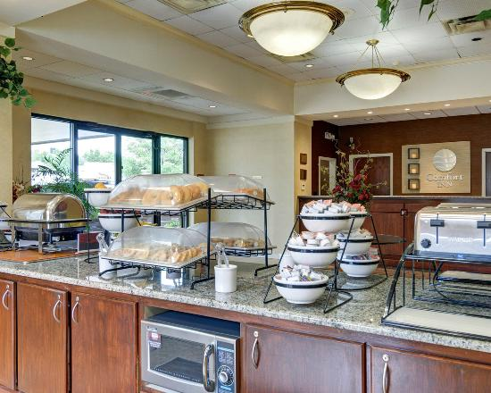 Quality Inn Tysons Corner: Breakfast