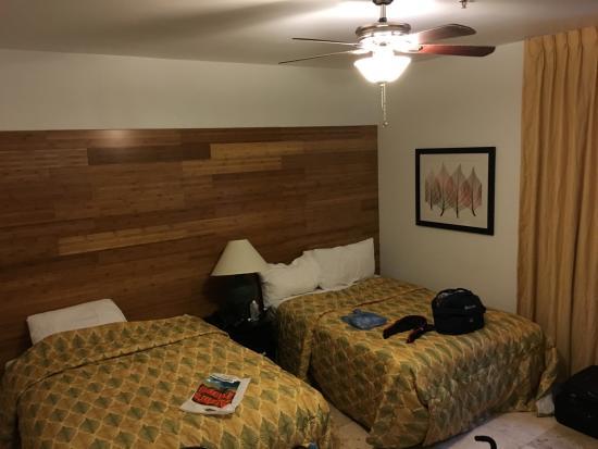 James Hotel: habitacion