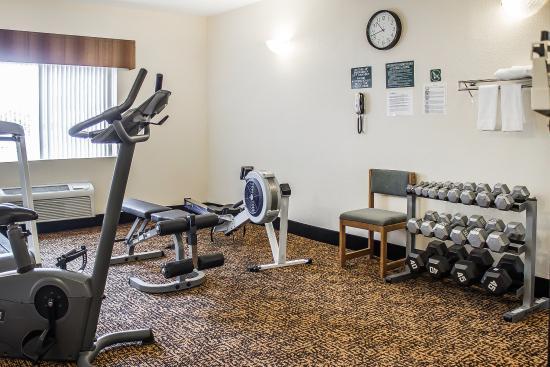 Quality Inn Manitowoc : Fitness Center