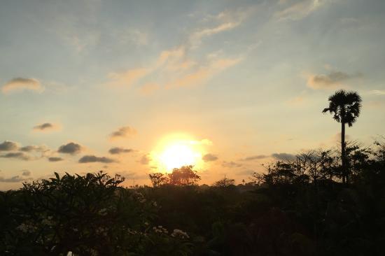 Ketewel, Indonesia: テラスから#1