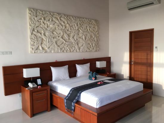 Ketewel, Indonesia: 居心地のいい客室