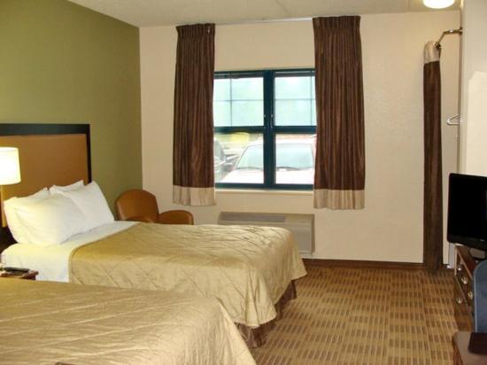 South Brunswick, นิวเจอร์ซีย์: Studio Suite - 2 Double Beds