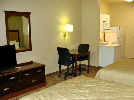 Extended Stay America - Princeton - South Brunswick: Studio Suite - 2 Double Beds