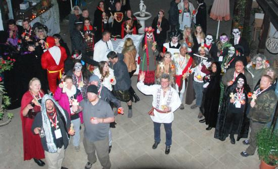 Transylvania Live Dracula Tours: 7 Days Dracula Tour From Bucharest 2016  2017 With Halloween Party